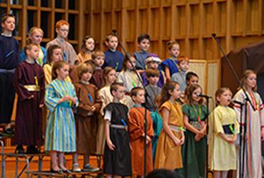 Wesley Singers 370x250
