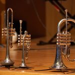 Brass Instruments Button