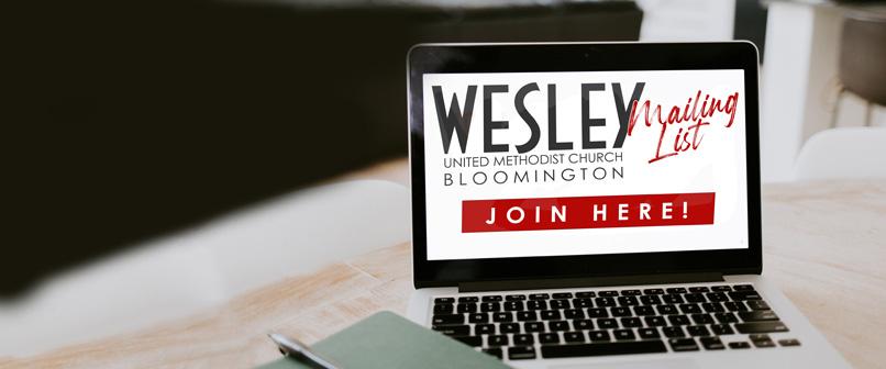 wesley mailing list