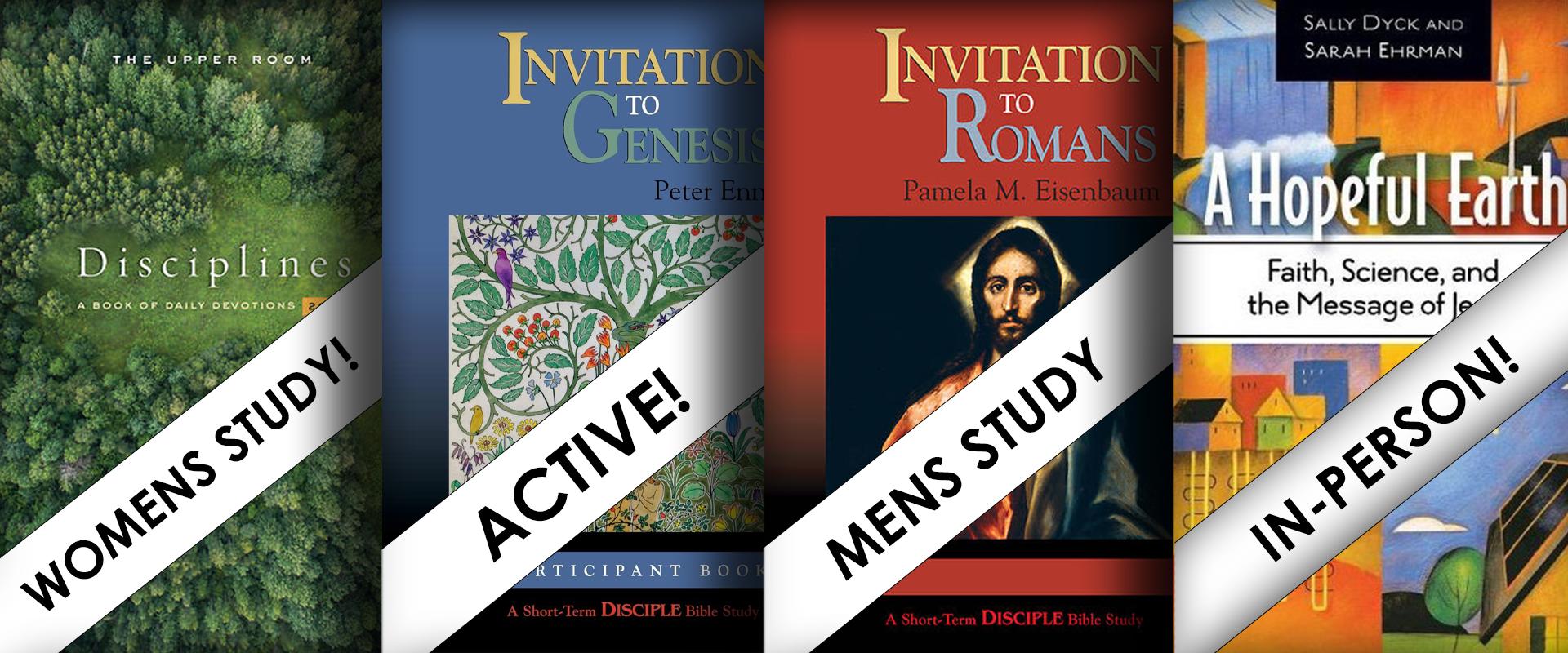 book studies at wesley umc bloomington