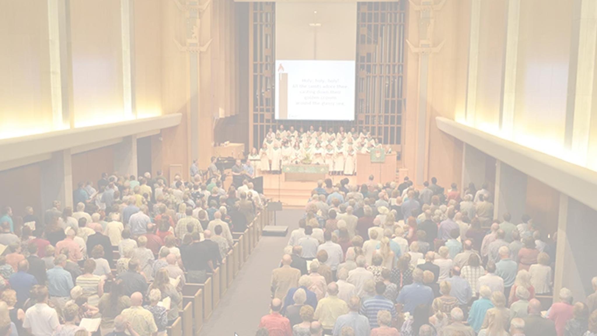Indoor Traditional Worship with Wesley UMC Bloomington @ Wesley United Methodist Church Bloomington