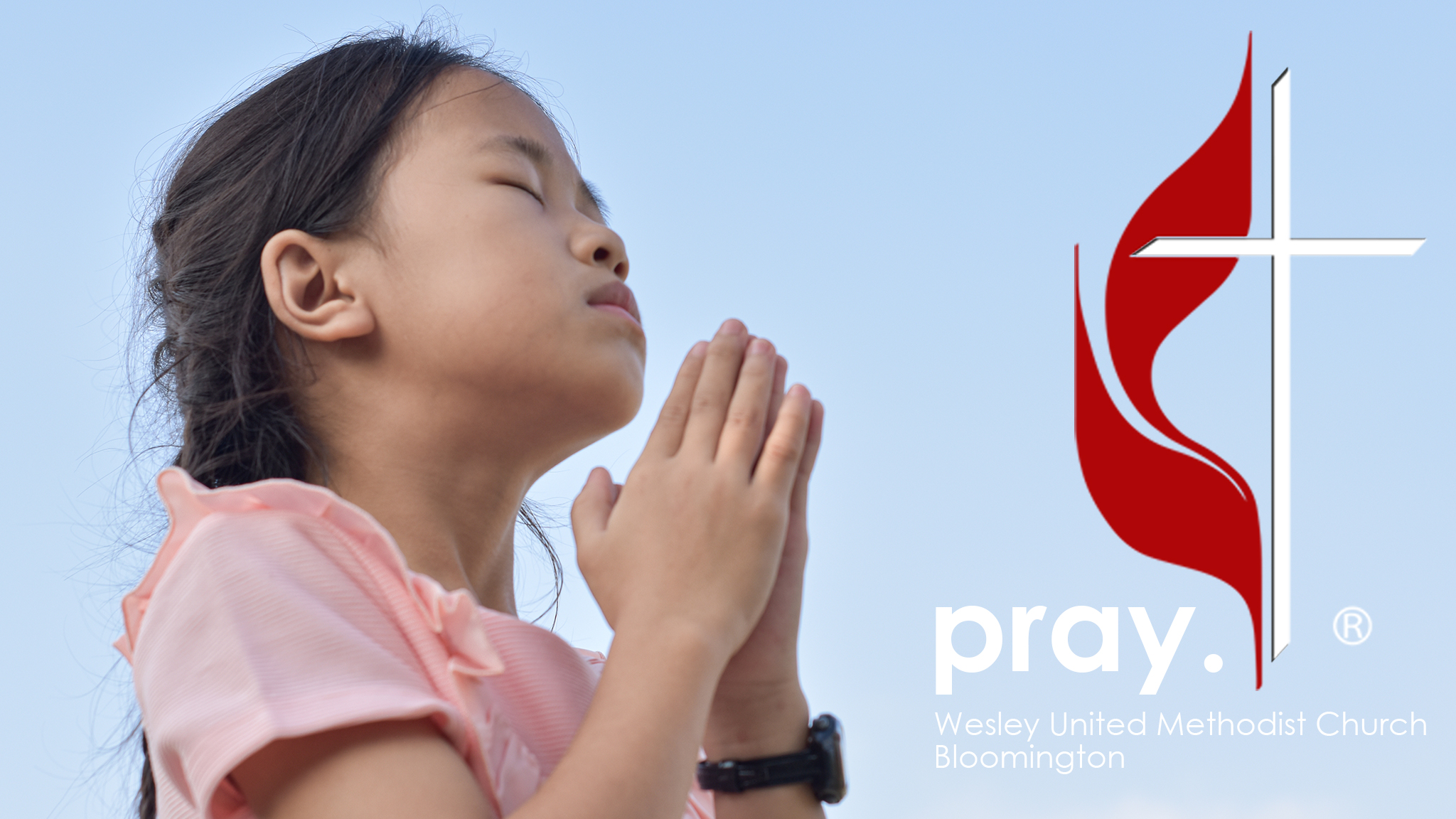 pray with wesley umc bloomington