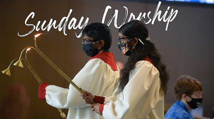 wesley umc worship image