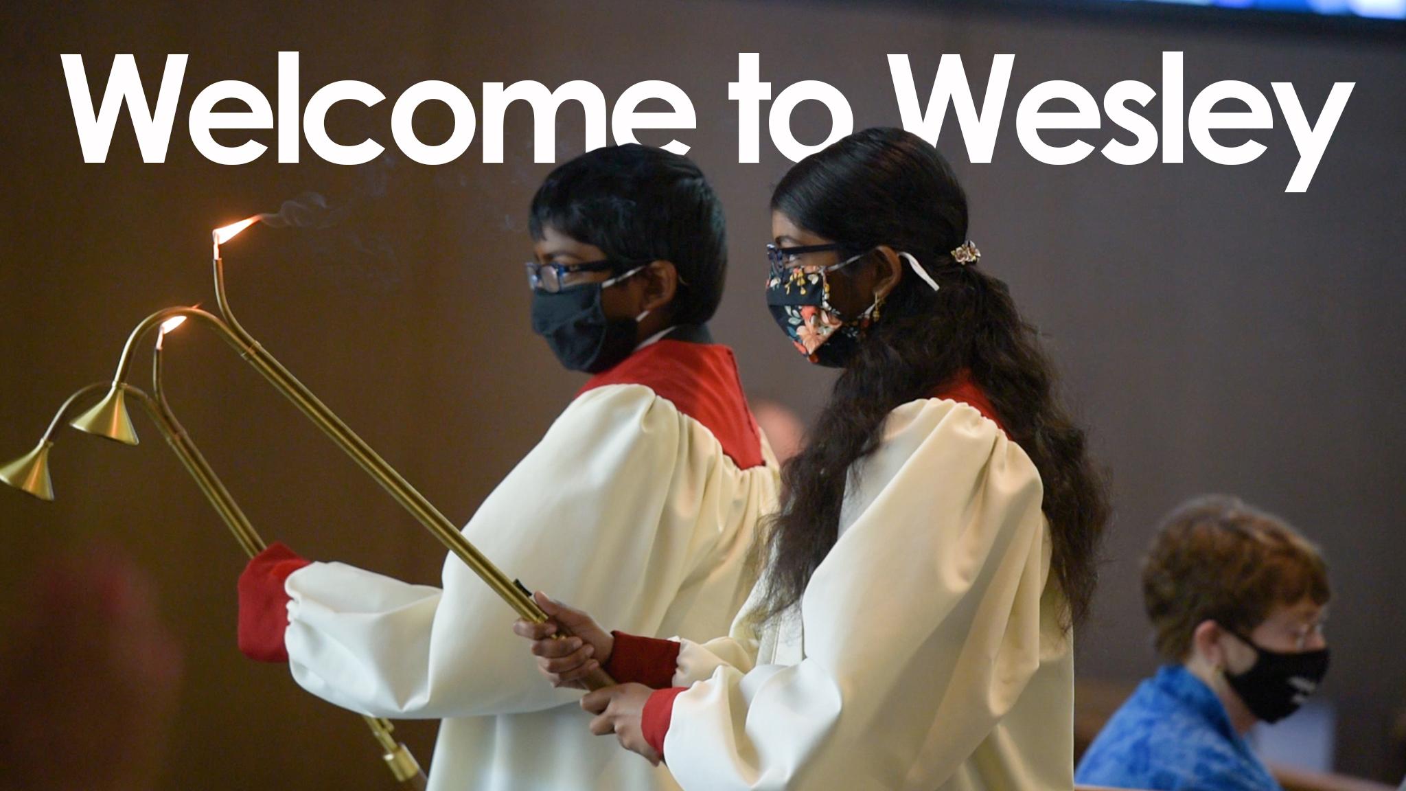 welcome to wesley umc bloomington