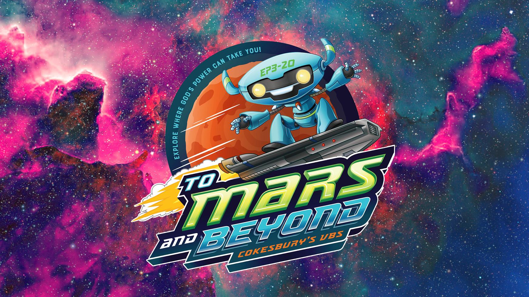 Wesley Bloomington VBS: To Mars and Beyond! @ Wesley United Methodist Church Bloomington