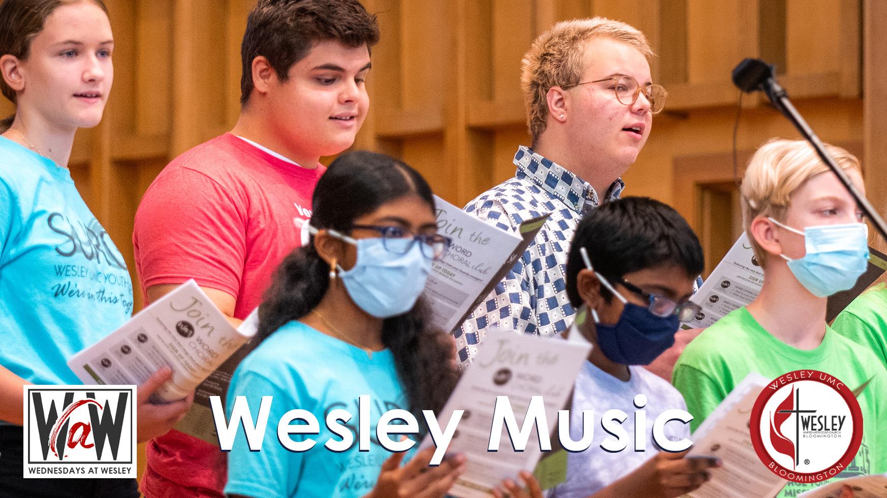 wesley Music